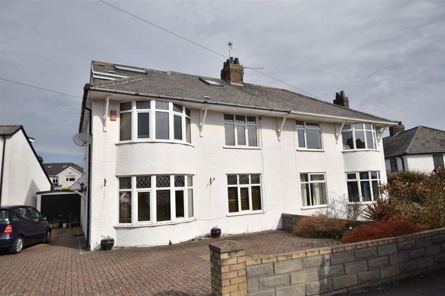 Thumbnail Semi-detached house for sale in Trem Y Don, Barry