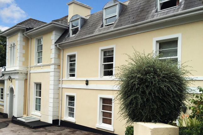 Thumbnail Flat to rent in Higher Erith Road, Torquay