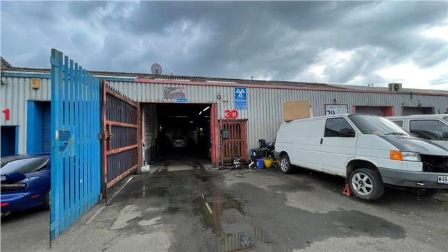 Thumbnail Warehouse for sale in Unit 30, Sirdar Road, Brook Road Industrial Centre, Rayleigh, Essex