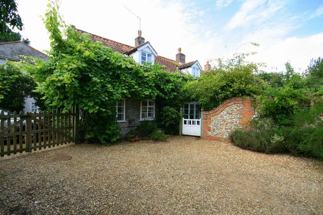 Thumbnail Detached house to rent in Burnham Road, Stanhoe, King's Lynn