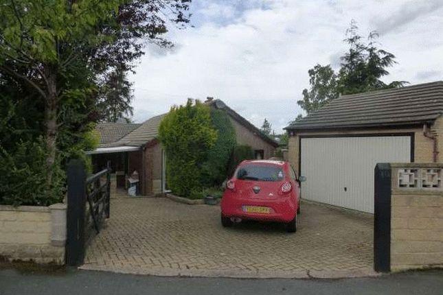 Thumbnail Detached bungalow for sale in Moor Lane, Kirkburton, Huddersfield