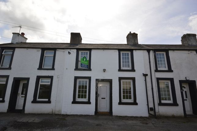 Thumbnail Terraced house for sale in Harras Road, Harras Moor, Whitehaven