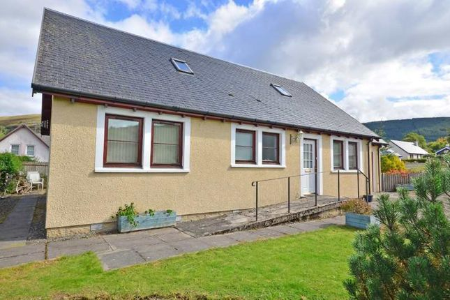 Thumbnail Bungalow for sale in Crosstone High Clachan, Strachur, Cairndow