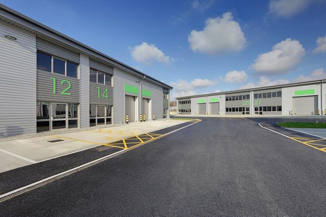 Thumbnail Light industrial to let in Carlton Road Business Park, Carlton Road, Ashford, Kent
