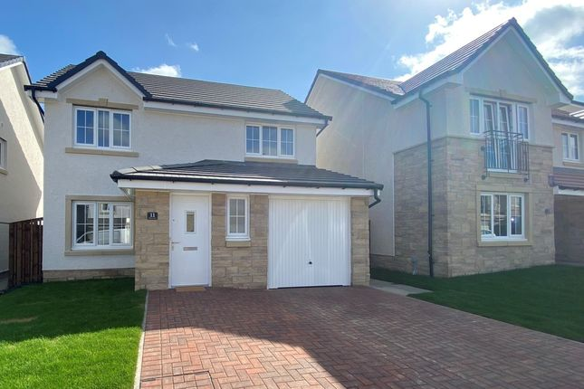 Thumbnail Detached house to rent in Balfour Drive, Winchburgh, Broxburn
