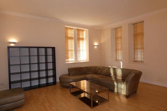 Lounge of Caird House, 4 Scrimgeour Place, Dundee DD3
