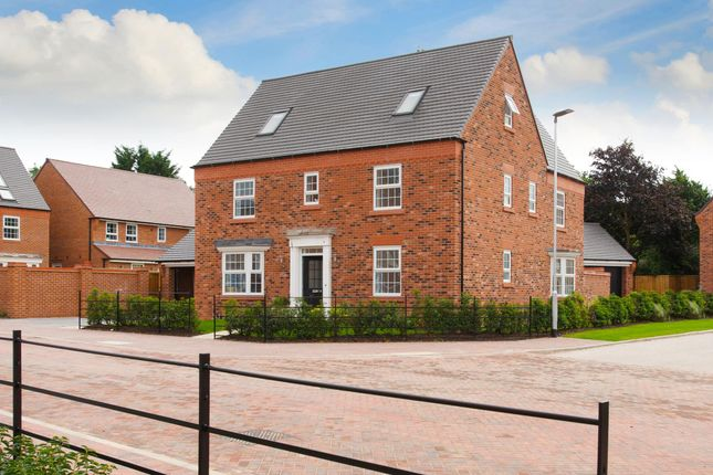 "Thumbnail Detached house for sale in ""Moorecroft"" at Adlington Road, Wilmslow"