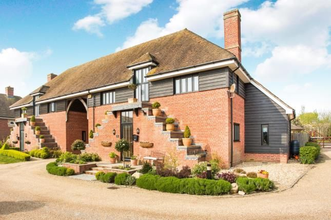 Thumbnail Detached house for sale in Fareham, Hampshire, England