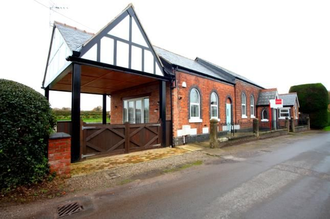 Thumbnail Detached house for sale in Beauty Bank, Whitegate, Northwich, Cheshire
