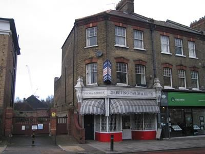 Thumbnail Commercial property for sale in 188 Westcombe Hill, London
