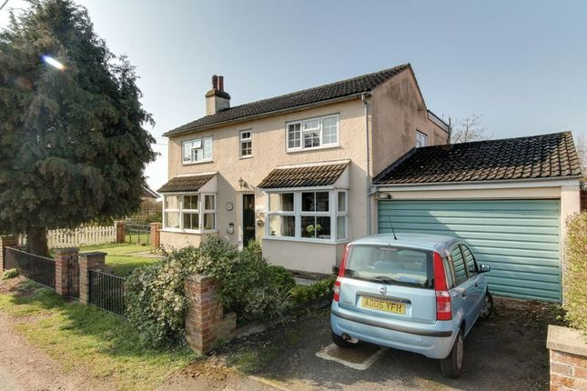 Thumbnail Detached house for sale in Heath Road, Stanway, Colchester