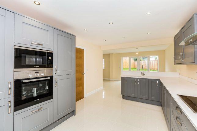 Thumbnail Detached house for sale in Philip Avenue, Pen-Y-Fai, Bridgend