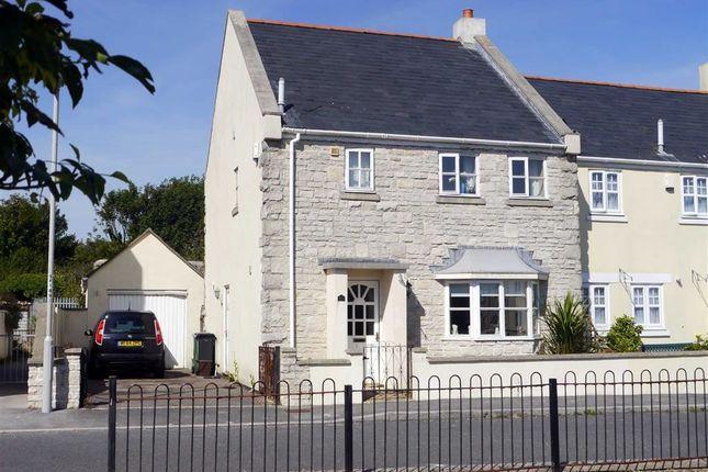 Thumbnail Semi-detached house to rent in Fancys Close, Portland, Dorset
