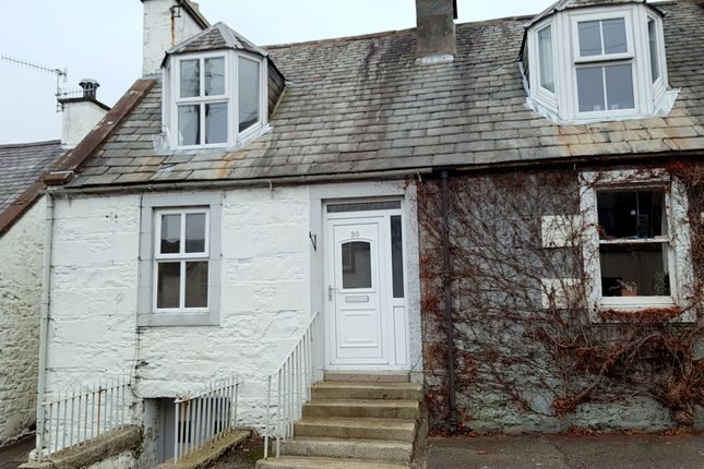Thumbnail End terrace house for sale in Main Street, St Johns Town Of Dalry