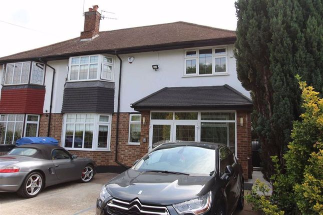 Thumbnail Semi-detached house for sale in Sewardstone Road, North Chingford, London