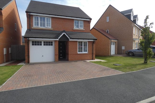 Thumbnail Detached house for sale in Washington Grove, Seaton Delaval, Tyne & Wear