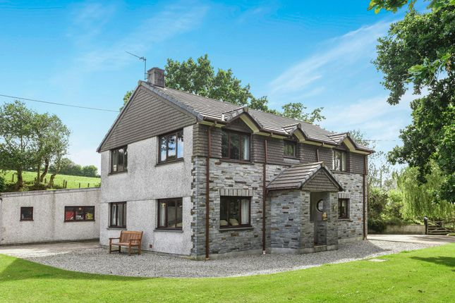 Thumbnail Detached house for sale in Nanstallon, Bodmin, Cornwall