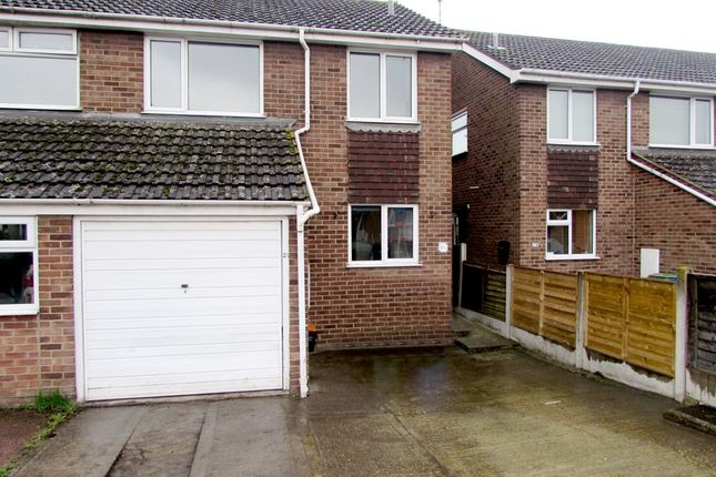 Thumbnail Semi-detached house to rent in Sterling Road, Queenborough
