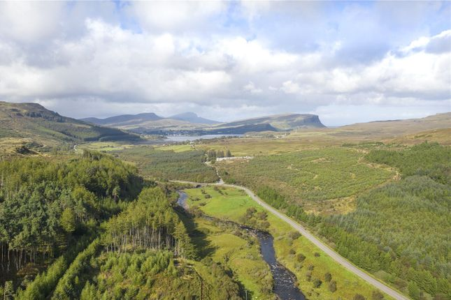 Thumbnail Land for sale in By Portree, Isle Of Skye, Highland