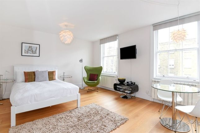 Studio for sale in Gloucester Place, London NW1