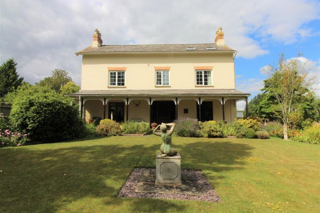 Thumbnail Detached house for sale in Unlawater Lane, Newnham