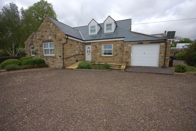 Thumbnail Detached bungalow for sale in Otterburn, Newcastle Upon Tyne