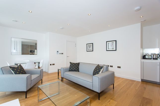 Thumbnail Flat for sale in Glenbrook Apartments, Glenthorne Road, Hammersmith
