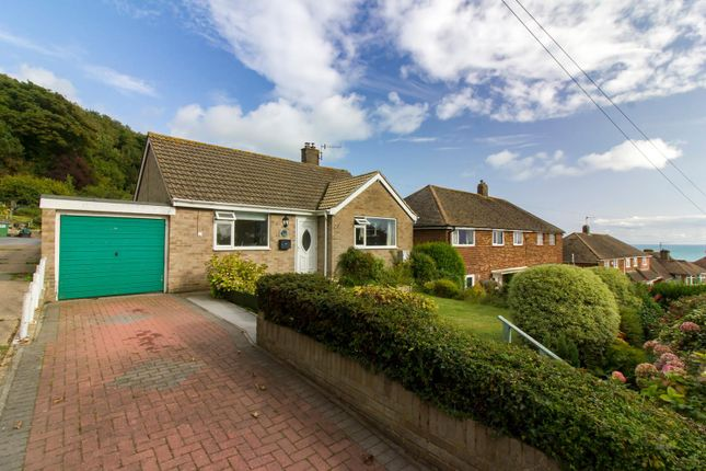 Thumbnail Detached bungalow for sale in Dover Road, Folkestone