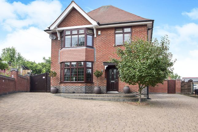 5 bed detached house for sale in Charlotte Street, Ilkeston