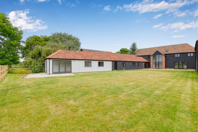 Barn conversion for sale in The Green, Beeston, Sandy
