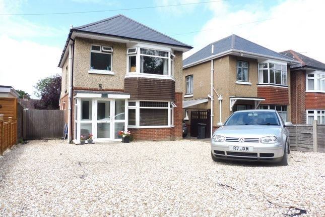 Thumbnail Detached house for sale in Wimborne Road, Bournemouth