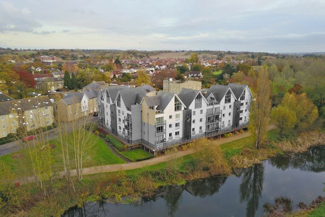 Thumbnail Flat for sale in Bakers Court, Great Cornard, Sudbury, Suffolk