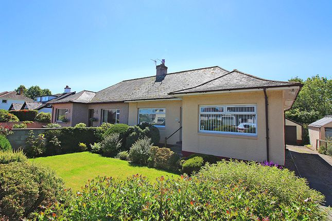 Thumbnail 3 bed semi-detached bungalow for sale in 61 Fairfield Road, Inverness