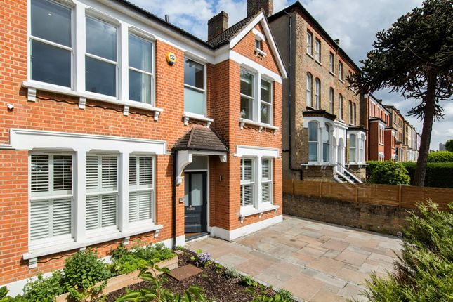 Thumbnail Semi-detached house for sale in Rosendale Road, London, London