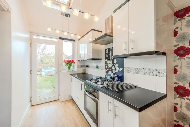 Thumbnail Terraced house for sale in The Chase, Gillingham