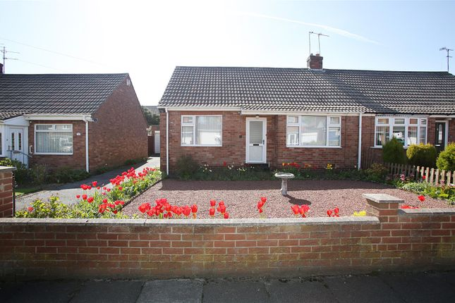 2 bed semi-detached bungalow for sale in Allendale Crescent, Shiremoor, Newcastle Upon Tyne