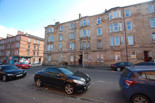 Thumbnail Flat for sale in Calder Street, Glasgow