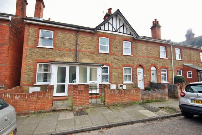 Terraced house for sale in Wickham Road, Colchester, Essex