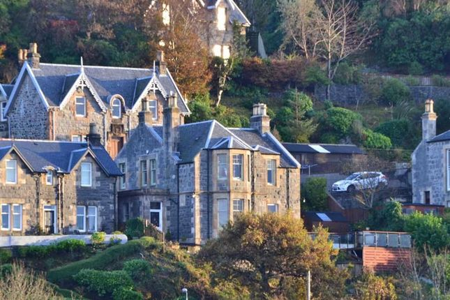 Thumbnail Detached house for sale in Duncraggan Road, Oban, Argyll
