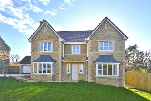 Thumbnail Detached house for sale in Plot 13, Longmead, 11 Hawkesmead Close, Norton St Philip, Nr Bath