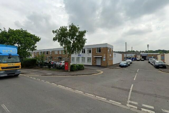 Thumbnail Industrial to let in Units And B2, Fairacres Estate, Dedworth Road, Windsor