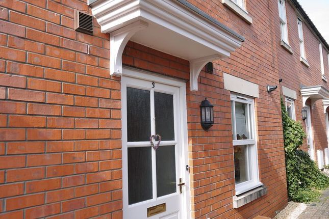 Thumbnail Terraced house to rent in Silver Street, Glastonbury