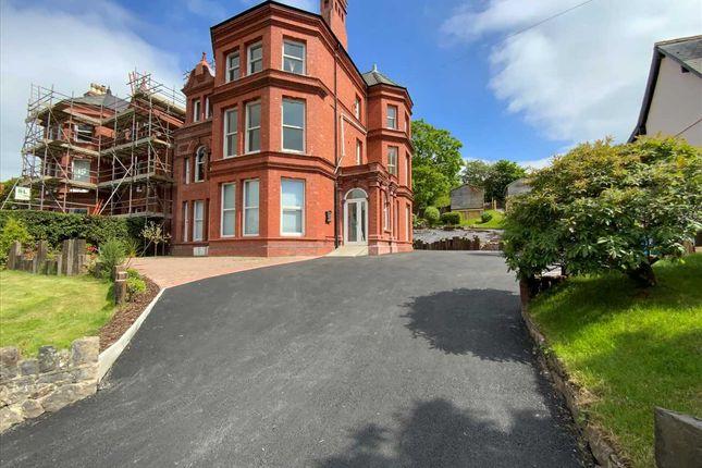 Thumbnail Flat for sale in Bron Hwfa, Siliwen Road, Bangor