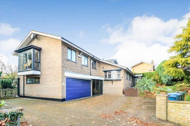 Thumbnail Detached house for sale in Alta Vista, Station Road, Keyworth, Nottingham