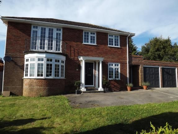 Thumbnail Detached house for sale in North Waltham, Basingstoke, Hampshire