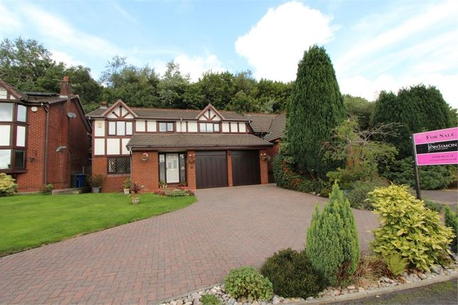 Thumbnail Detached house for sale in Stanford Hall Crescent, Ramsbottom, Bury, Lancashire