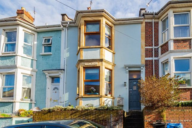 Thumbnail Terraced house for sale in St. Lukes Crescent, Bristol
