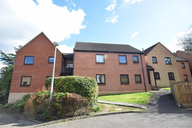 Thumbnail Flat for sale in Prince Of Wales Close, Bury St. Edmunds