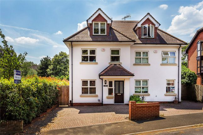 Thumbnail Semi-detached house for sale in Midhope Road, Woking, Surrey