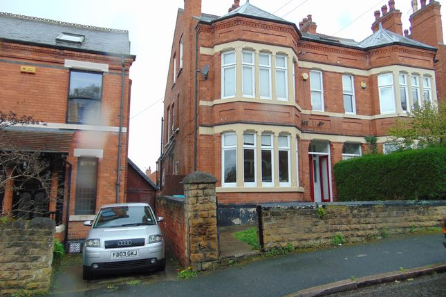 Thumbnail Detached house to rent in Premier Road, Nottingham